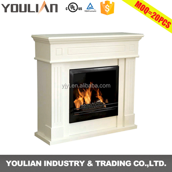 Factory Direct Wholesale Lowes Mdf Ethanol Fireplace Mantel ...