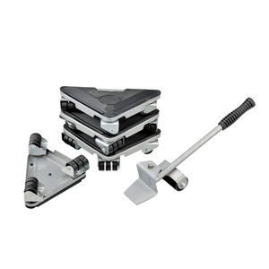 Furniture Lifter with 4pc Mover Rollers