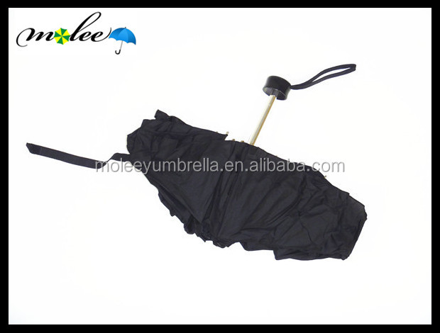 Mini Windproof 5 Folding Umbrella Pocket Size