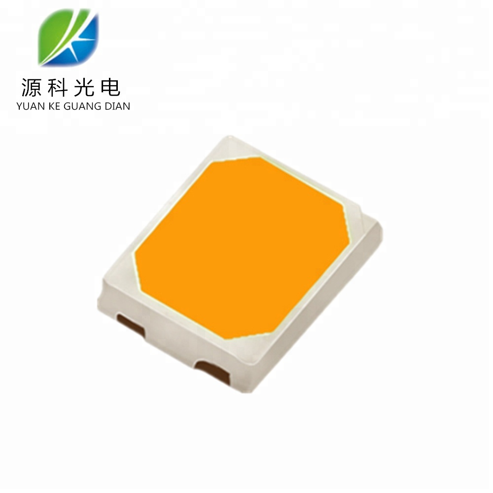 Epistar Sanan chip 2835 smd led 0.2W 0.5W Orange Amber Pink Red Yellow Blue Green led chip color datasheet
