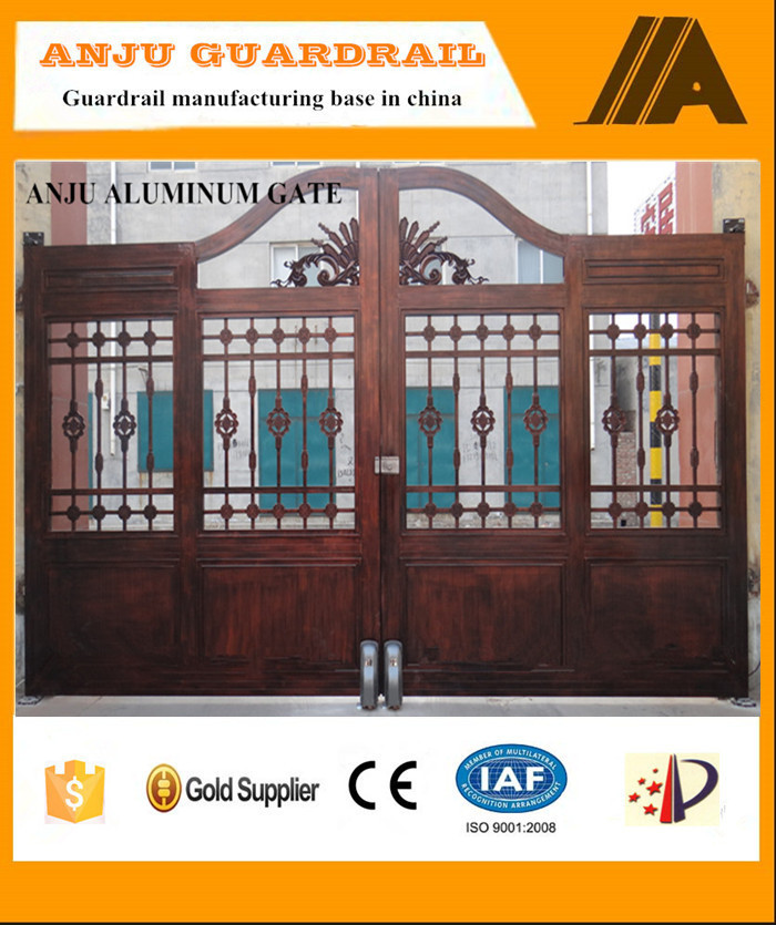 High Quality Decorative Of Indian House Main Gate Designs AJLY 609