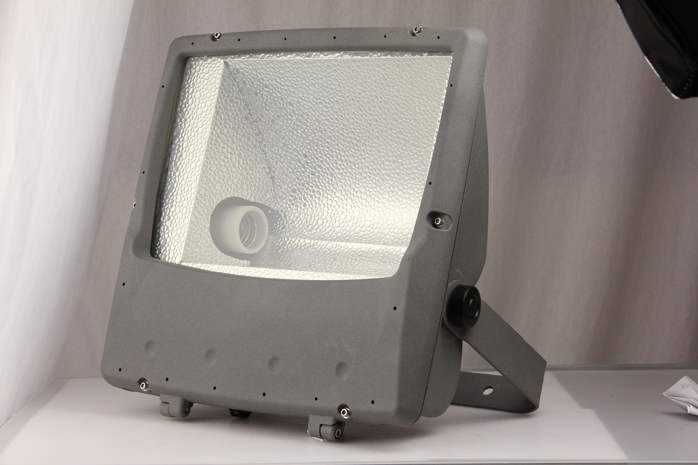 New 2016 Products 175watt Flood Light With Decorative Metal Lamp Shades Bu