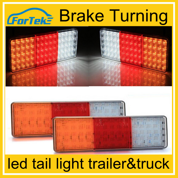 led tail light for truck trailer truck trailer rear lights led light truck 2016