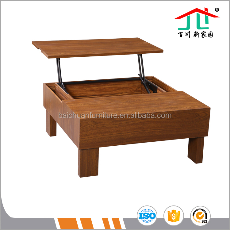 new design wood MDF coffee table side table for Africa market