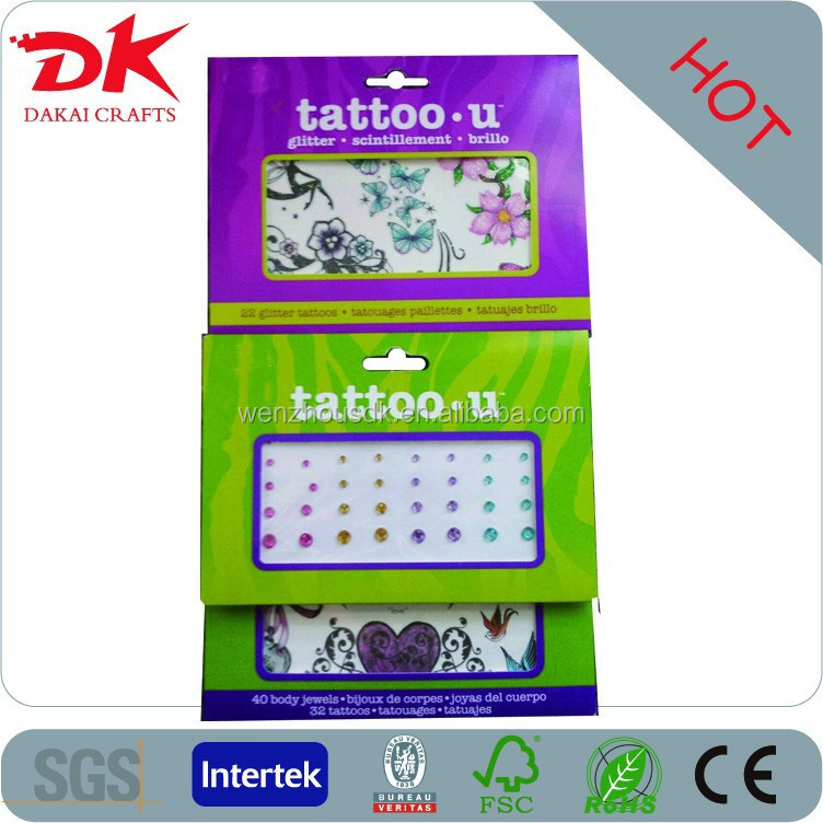 flash tattoo set/fashion tattoo book
