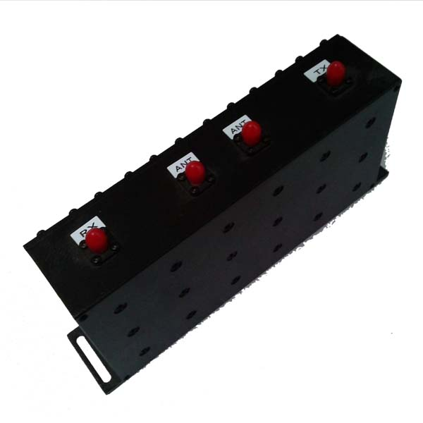 GSM 3G Combiner Cavity Duplexer with Different Type and Different Size for Choosing