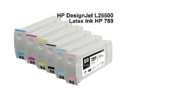 HYD L25500 Printer ink cartridge for HP 789 Expired Ink Cartridge