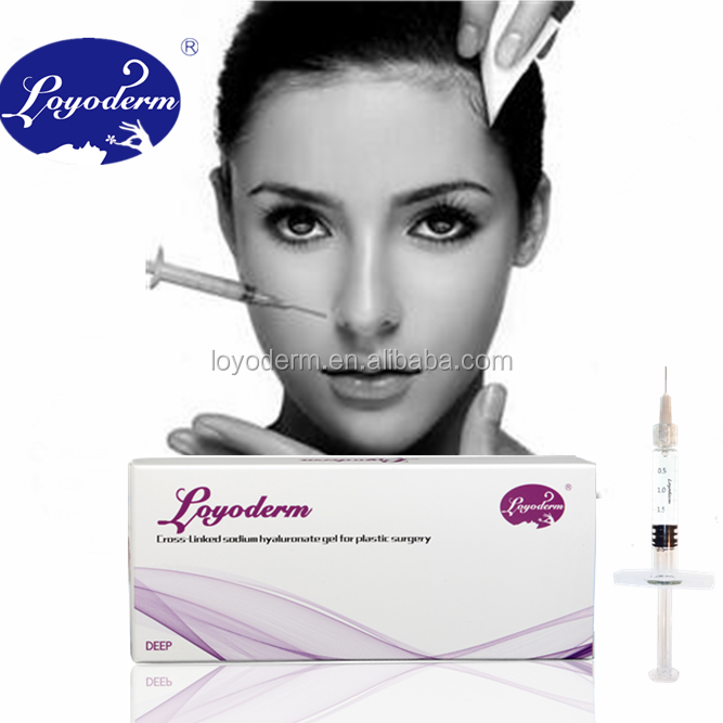 Safe and Effective injectable hyaluronic acid dermal filler/HA gel for Nose
