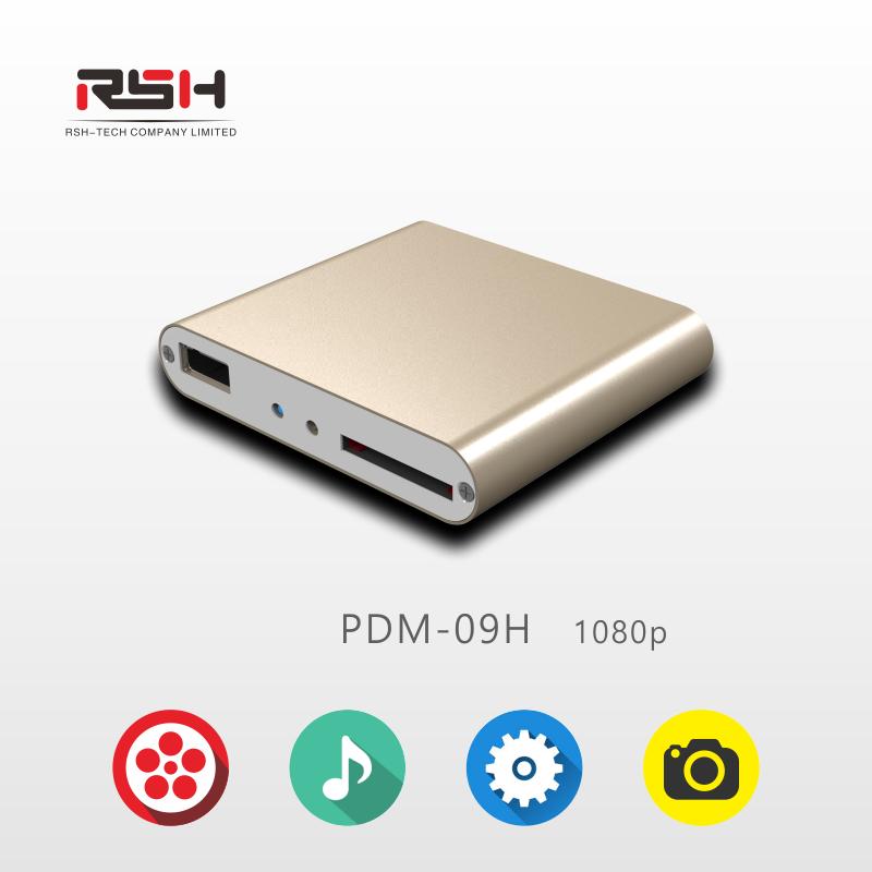 1080P usb media player firmware mini hd media box plug and