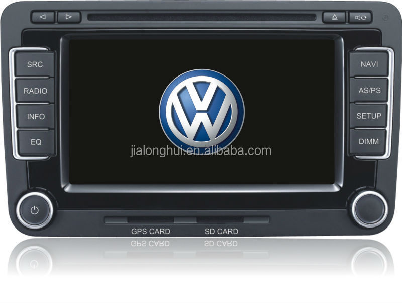 touchscreen auto dvd player f r vw touran passat golf polo. Black Bedroom Furniture Sets. Home Design Ideas