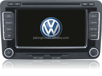 touch screen car dvd player for vw touran passat golf polo. Black Bedroom Furniture Sets. Home Design Ideas