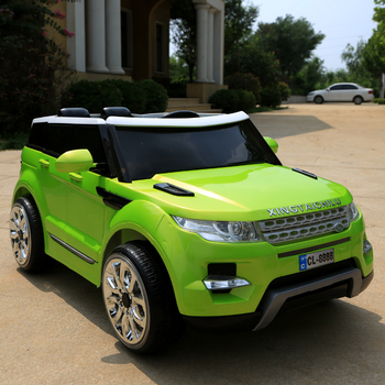 Land Rover Suv Ride On Car Electric Kids Toy With Remote Control Mp3