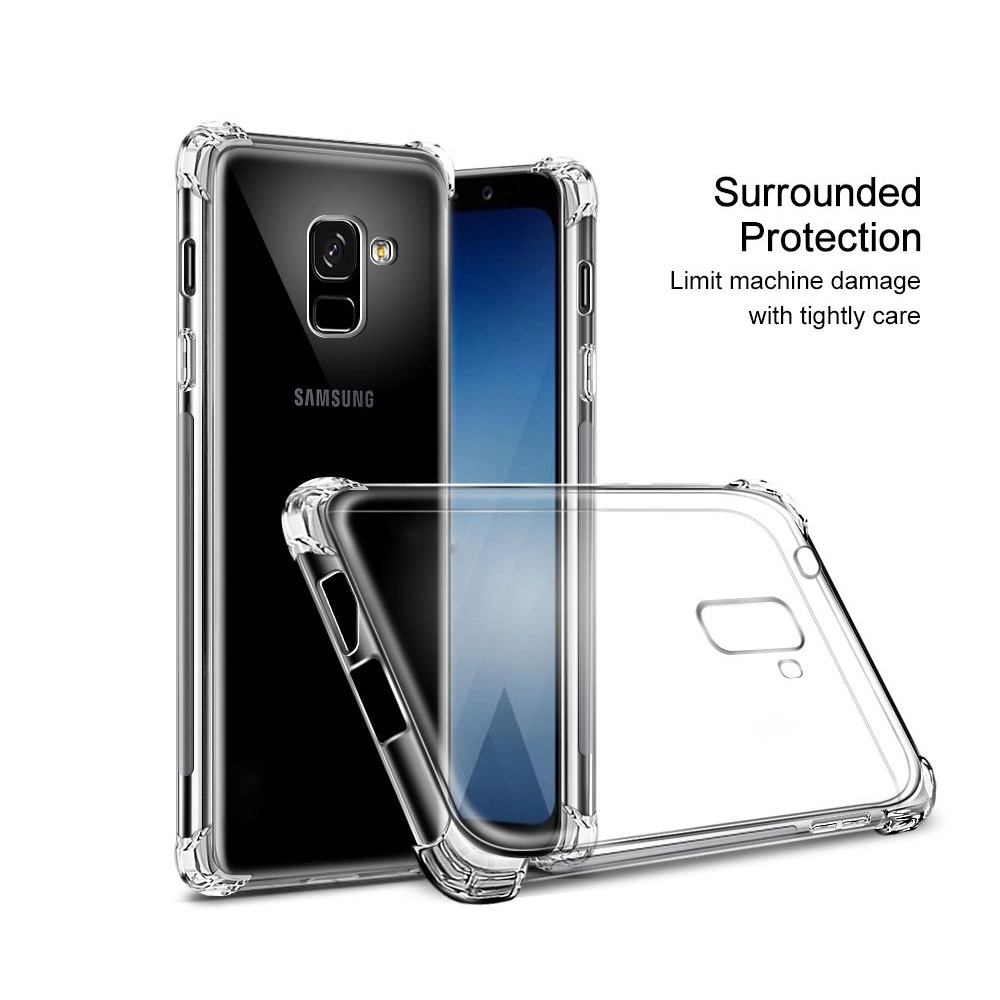 Anti-knock Silicone <strong>Case</strong> For <strong>Samsung</strong> S8 S9 Plus Transparent Back Cover <strong>Case</strong> For <strong>Samsung</strong> S7 <strong>Edge</strong> Note 8 9 Phone <strong>Case</strong>