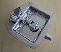 trailer paddle lock van door paddle locks drop side lock -012001