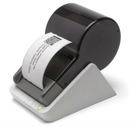 Small office Thermal Label Printer Seiko Instruments Smart Label Printer 650 - low cost