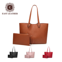 E3093 Newest design for elegant lady handbag set with high quality cheap price for women