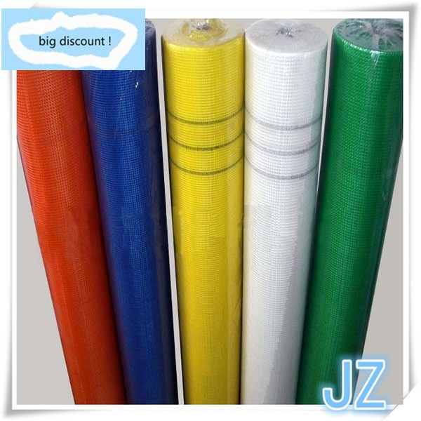 Glass fiber grid cloth is mainly used in wall enhanced material