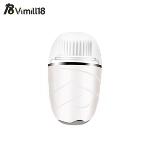 Electric Facial Cleansing Brush Beauty Device