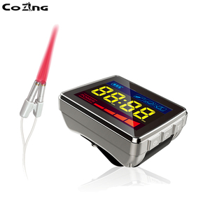 Physiotherapy equipment 650nm cold laser therapy high blood pressure