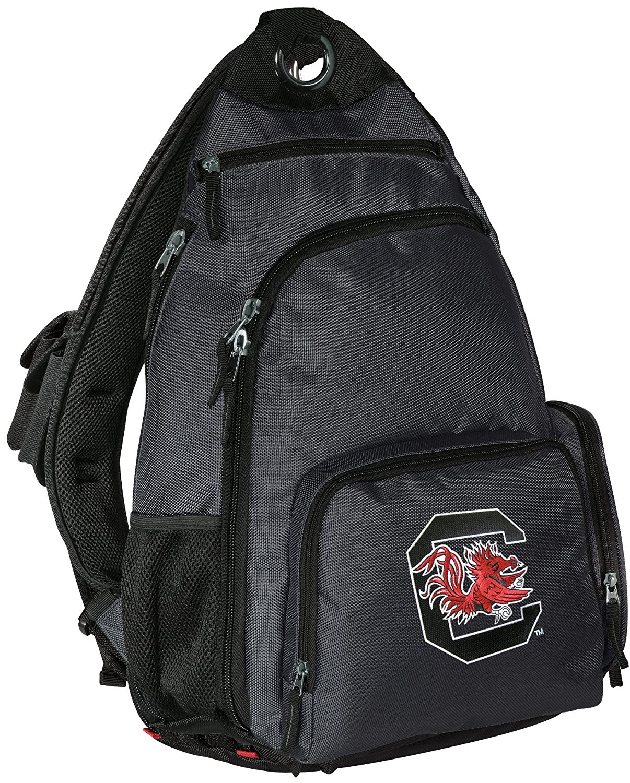 University of South Carolina Backpack Single Strap South Carolina Gamecocks Sling Backpack