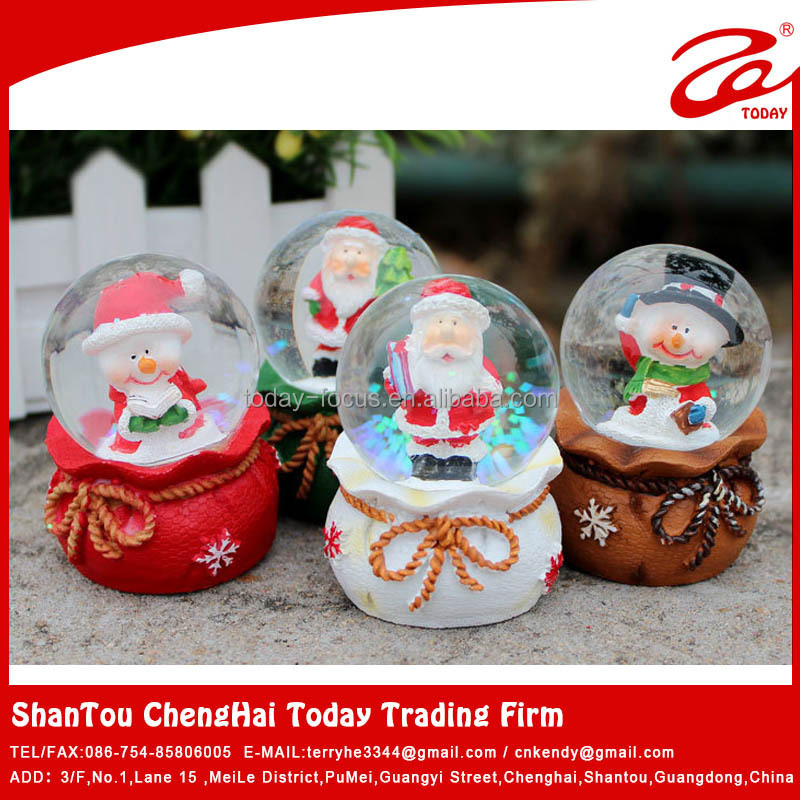 best electronic christmas gifts 2014 glass snow ball