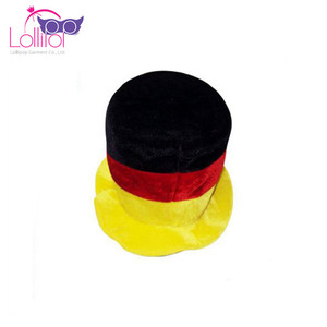 Wholesale price crazy Germany national football fans tall hat cap