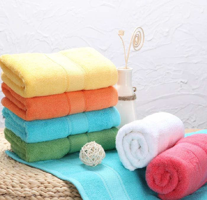 china supplier cotton towel 4 pcs gift seting baoding with great price