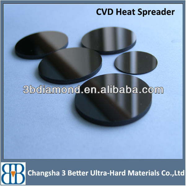 high precision cutting tool for aerospace,automobile,medical instrument Polished CVD diamond