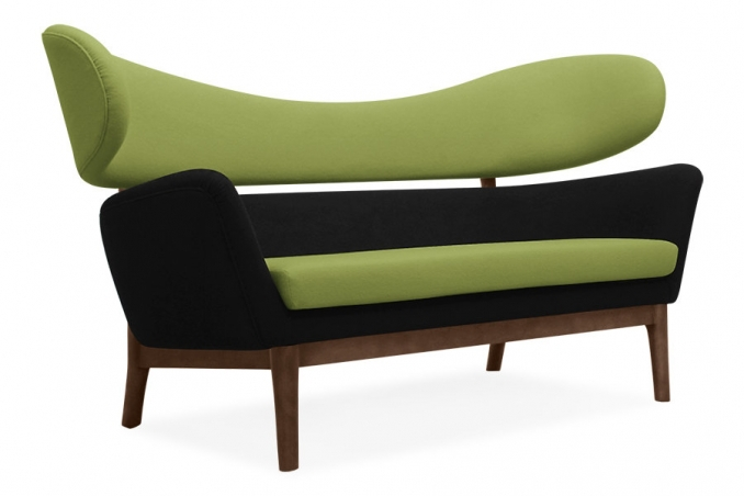 Finn Juhl Baker Sofa Wall Designer Furniture Leisure