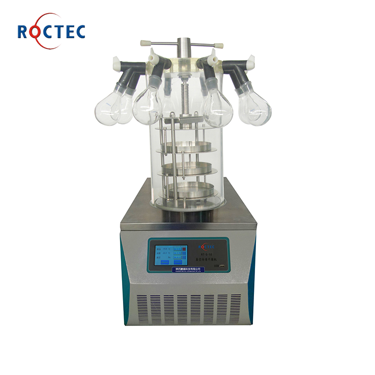 High quality food freeze dryer lyophilizer machine equipment prices