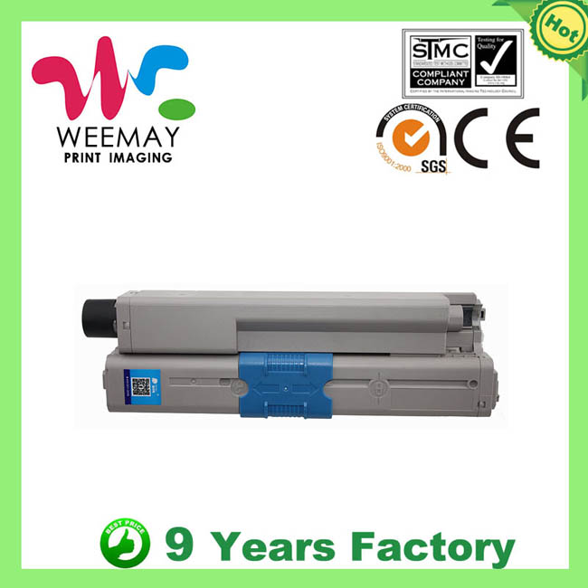 Best import compatible OKI C301 toner cartridge with Japan powder