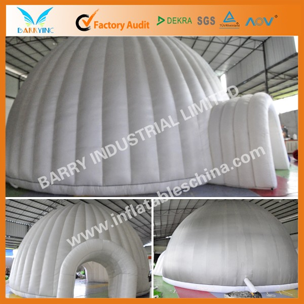 2014 Inflatable dome hot sale, best factory price