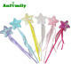 Wholesale Star Shape Sequin Fairy Wands & Sticks