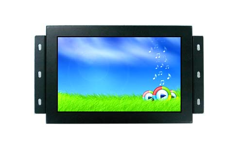 outdoor raspberry pi touch display 4. 5 7 8 10.1 11.6 12 15 Inch usb Open Frame touch screen Monitor Widescreen TFT LCD Monitor