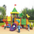 Bright and colorful outdoor play ground equipment toy for kids