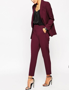 ed0c7be40dc Office Wear Women Slim Fit Pants Latest Design Trousers And Pants ...