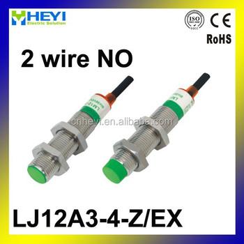 Lj12a3-4-z/ex Magnetic Proximity Sensor 2-wire No Proximity Switch ...