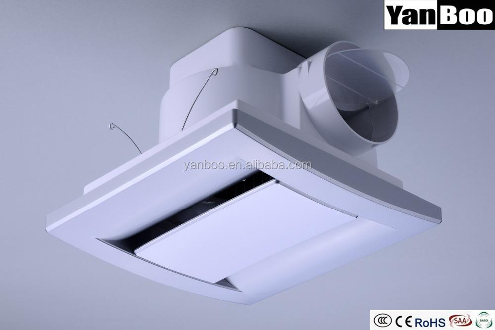 Kdk Ceiling Fan Mounted Bathroom Extractor Ventilator Tubular Ventilation Portable On