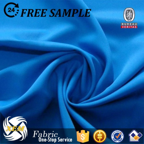 Twill jacquard polyester pongee for Jackets and outdoorwears/pongee silk fabric