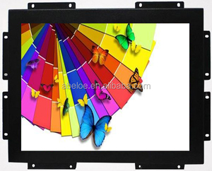 8 inch Touch Screen TFT Open Frame LCD Monitor for gaming ATM machine