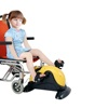 Children use Easy Armchair Leg Arm Exercise Bike Pedal Cycle Machine