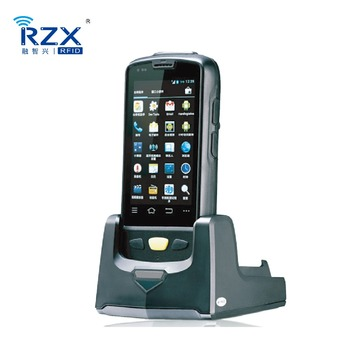 Long Range Android Bluetooth Rugged Handheld UHF RFID Reader and Writer
