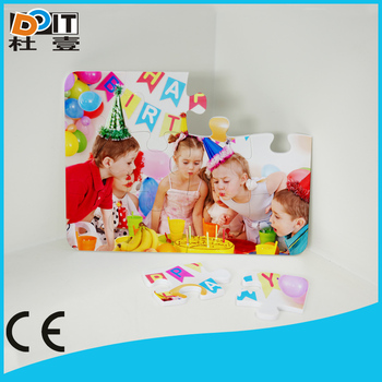 wholesale custom jigsaw puzzle sublimation puzzle personalized