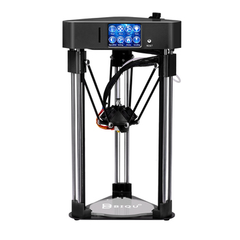 BIQU Magician 3D Printer Power Off Resume Print Fully Assembled Mini Desktop Delta DIY 3D Metal Printer