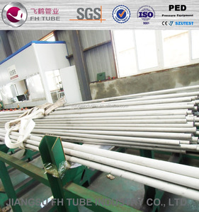 china supplier astm a268 stainless steel tube/pipe grade TP420