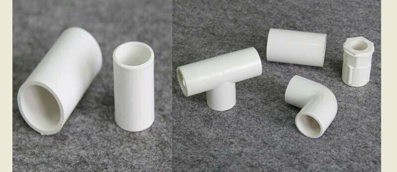 Good quality decorative pipe cover plastic tube buy pvc