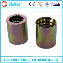 parker carbon steel galvanized hydraulic hose fittings parker hydraulic spare parts parker hydraulic ferruls adaptor coupling