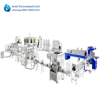 Price of 2000BPH Water RO Filter Bottling Plant Cost RO Drink Mineral Water Plant Project