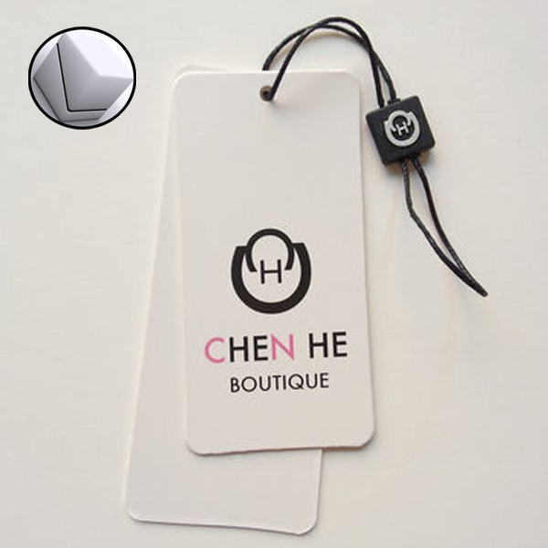fashionable clothing price tag made to order with the factory price