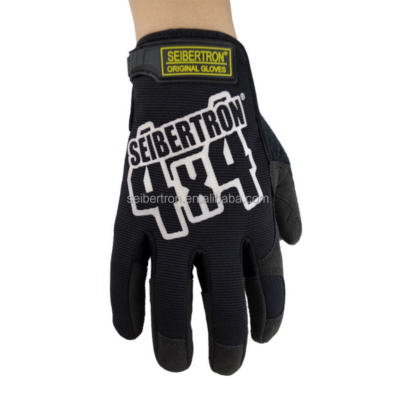 Seibertron Mechanic gloves Cycling gloves Working gloves Safety gloves OEM High Quality gloves